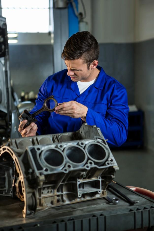 Mantenimiento de motores diesel y otto -MEC-020