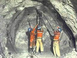 Sostenimiento en minería subterránea - MIN-009